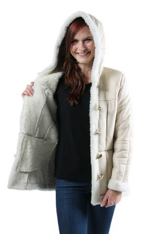 LUXURY SHEEPSKIN JACKETS & COATS : Ugg Boots, Sheepskins and ...